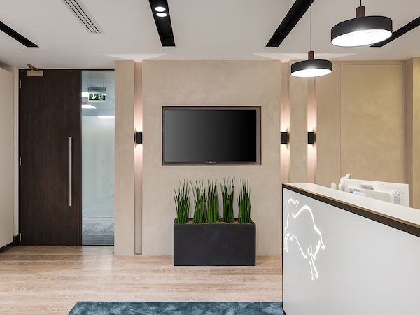 Commercial Wallpaper Hanging Services